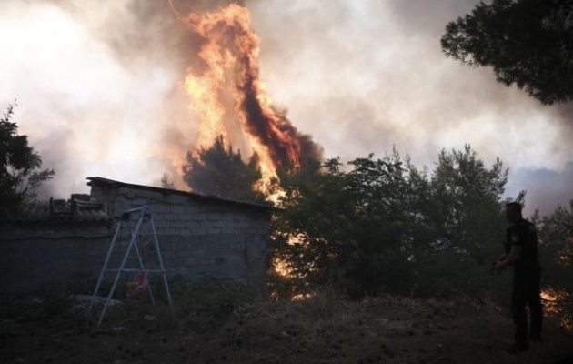 Σε κατάσταση έκτακτης ανάγκης ο δήμος Αχαρνών με απόφαση Χαρδαλιά