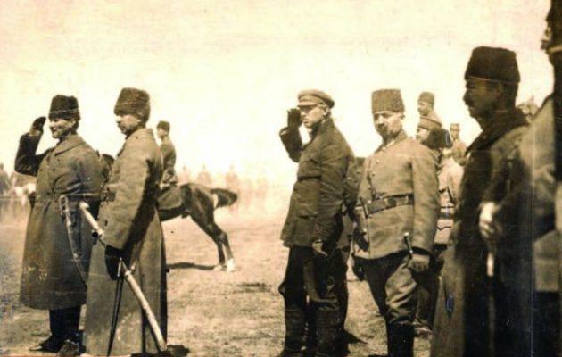 Η Ρωσική Πρεσβεία συνεχάρη την Τουρκία που νίκησε την Ελλάδα το 1922 και έσφαξε άμαχους Έλληνες