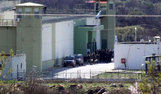 «Βράζουν» από κρούσματα κορωνοϊού οι φυλακές Μαλανδρίνου Άμφισσας