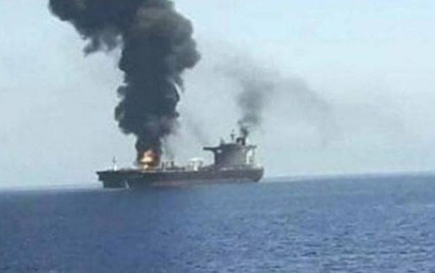 Το Ισραήλ θα απαντήσει στην επίθεση που δέχθηκε το τάνκερ – Ιράν: «Ισχυρή απάντηση» εάν απειληθούμε