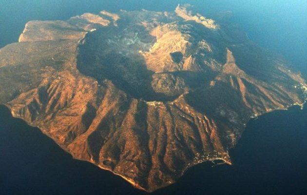 Σεισμός: Κουνιέται η Νίσυρος – Καθησυχαστικοί οι σεισμολόγοι