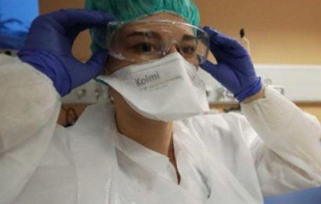 Νοσηλεύτρια στην Πάτρα: Κάνατε το εμβόλιο; Θα πάθετε καρκίνο!