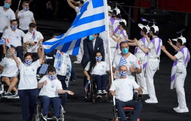 ΟΠΑΠ: Επιτυχίες και πέντε μετάλλια από την Ελληνική Παραολυμπιακή Ομάδα στο Τόκιο