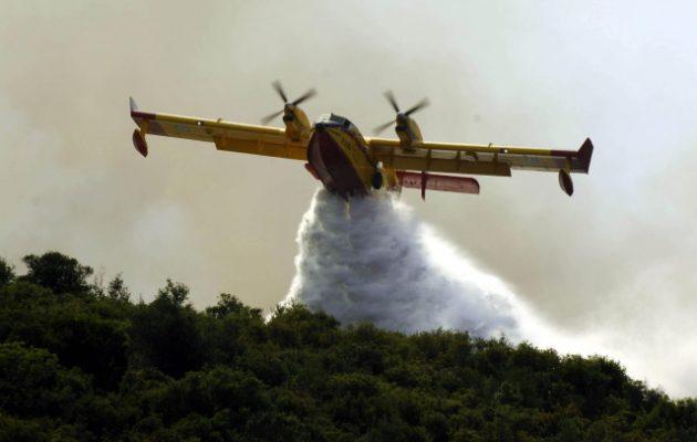 Το Ισραήλ στέλνει στην Ελλάδα δύο πυροσβεστικά αεροπλάνα