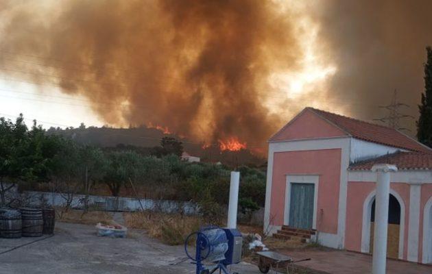 Γιατί έμεινε χωρίς ρεύμα η Ρόδος – Ποια χωριά εκκενώθηκαν