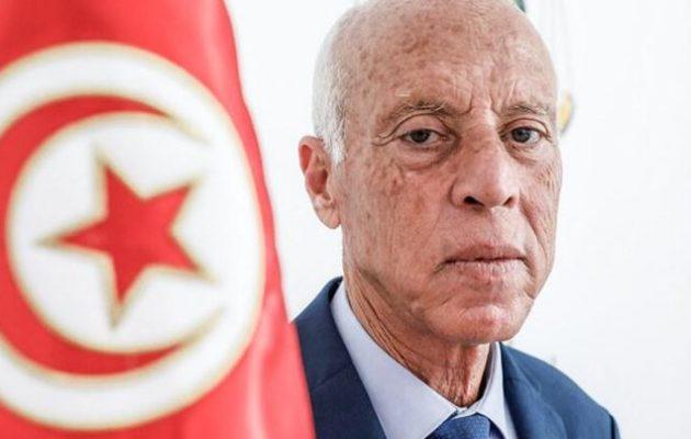 Ο πρόεδρος της Αιγύπτου και ο ΥΠΕΞ της Ιορδανίας στηρίζουν τον πρόεδρο της Τυνησίας
