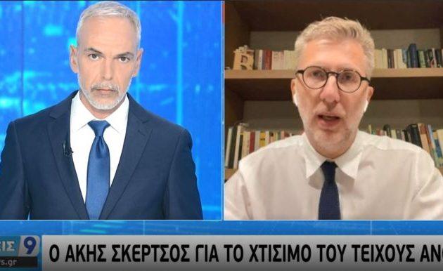 Η κυβέρνηση είδε τις διαδηλώσεις της Κυριακής και: Σκέρτσος: «Δεν συζητάμε επέκταση της υποχρεωτικότητας του εμβολιασμού»
