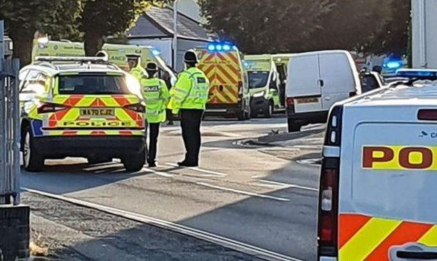Βρετανία: Ένοπλη επίθεση στο Πλίμουθ – Πληροφορίες για πολλούς νεκρούς