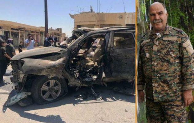 Οι Τούρκοι σκότωσαν με αεροπορική επίθεση τον ανώτερο διοικητή των Γιαζίντι Σαΐντ Χασάν