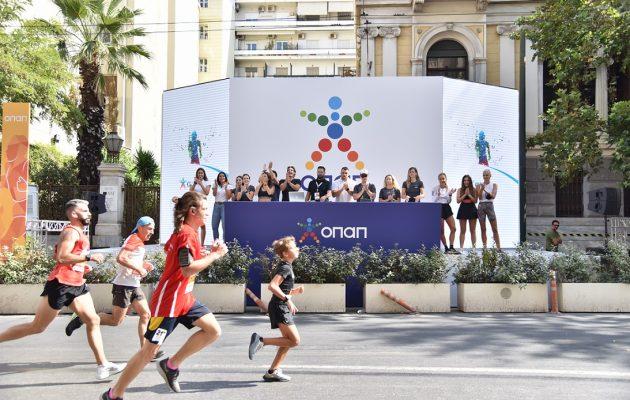 9ος Ημιμαραθώνιος Αθήνας: 10.000 δρομείς έτρεξαν με ασφάλεια με την υποστήριξη του ΟΠΑΠ