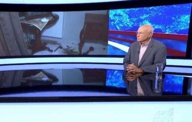 Σεισμός στο Ηράκλειο: Η ανησυχητική αποκάλυψη του Γ. Παπαδόπουλου – Φόβοι και για τη Θήβα