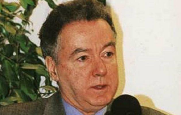 Τραγικό τέλος για τον πρώην Πρύτανη του ΕΜΠ και πρώην υφυπουργό Θεμιστοκλή Ξανθόπουλο