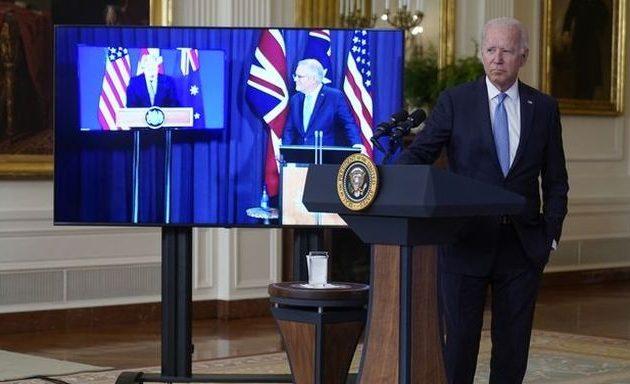 AUKUS: Αντιδράσεις στο εσωτερικό της Αυστραλίας για τους χειρισμούς του Μόρισον
