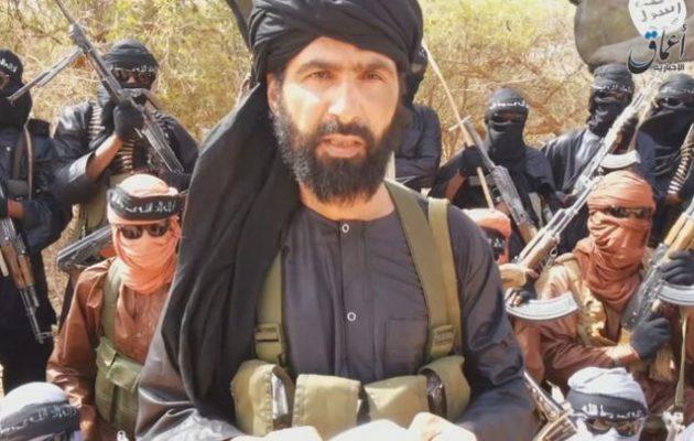 Οι Γάλλοι σκότωσαν τον ηγέτη του Ισλαμικού Κράτους στη Σαχάρα