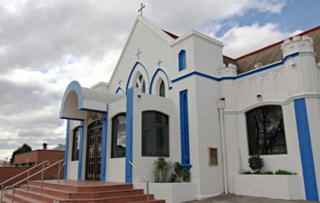 Εμβολιαστικό κέντρο η εκκλησία του Αγίου Γεωργίου στη Μελβούρνη