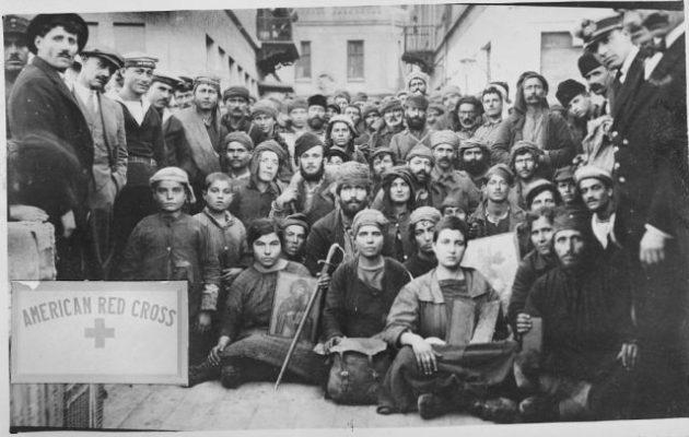 Σφαγή της Σμύρνης: Μόνο οι Αμερικανοί διέσωζαν Έλληνες από την οργή των Τούρκων