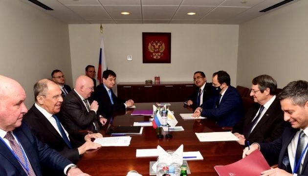 Αναστασιάδης: Ευχαριστούμε τη Ρωσία για τη στάση της στο Κυπριακό