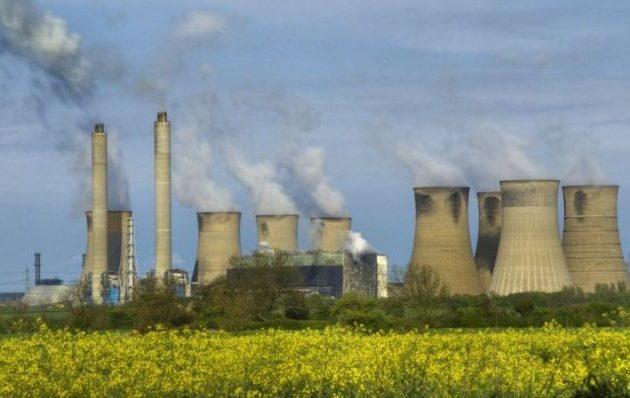 Οι Βρετανοί έβαλαν μπροστά μονάδα άνθρακα για να εξισορροπήσουν την ακρίβεια από το φυσικό αέριο