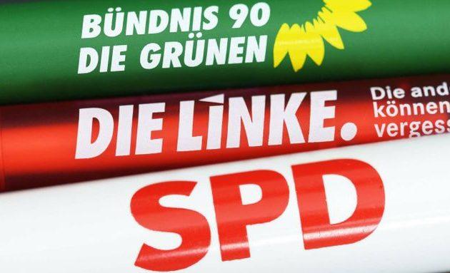 Σε υστερία ο πρόεδρος των Γερμανών εργοδοτών: Ένας αριστερός συνασπισμός θα εξαπλώσει μούχλα στη Γερμανία