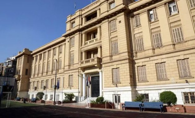 Κάιρο: Εμβολιασμένοι όλοι οι εκπαιδευτικοί, διοικητικοί και λοιποί υπάλληλοι στην «Αχιλλοπούλειο» σχολή