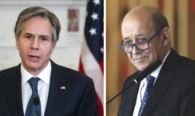 ΟΗΕ: Μπλίνκεν και Λε Ντριάν θα συναντηθούν κατ' ιδίαν για να τελειώσει η κρίση