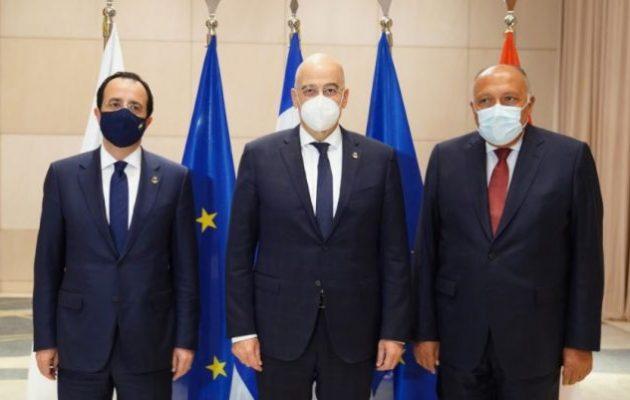 ΟΗΕ: Τριμερής συνάντηση την Πέμπτη Ελλάδας, Κύπρου και Αιγύπτου – Oι επαφές του Κύπριου ΥΠΕΞ στη Ν. Υόρκη