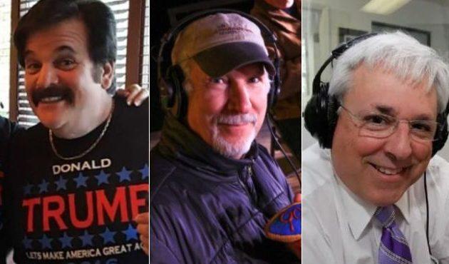 ΗΠΑ: Πέθαναν ο ένας μετά τον άλλο οι ακροδεξιοί κήρυκες του αντιεμβολιασμού – Φάρελ, Βαλεντάιν και Μαρκ Μπέρνιερ