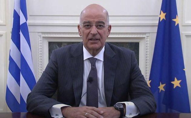 Νίκος Δένδιας: «Η χώρα μας αύξησε το κυριαρχικό της αποτύπωμα» (βίντεο)