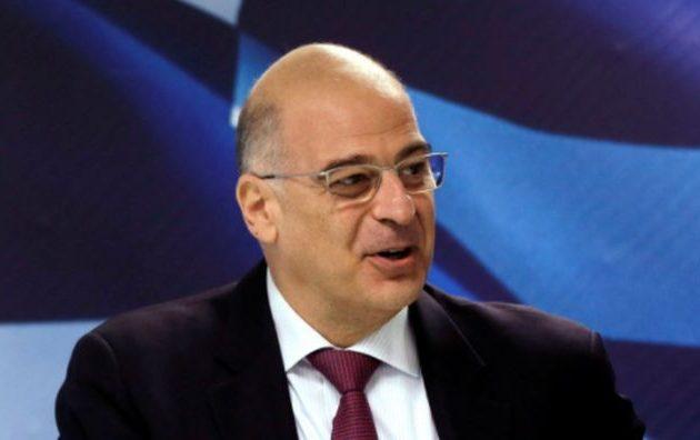 Ο Δένδιας ενημέρωσε τη Νούλαντ για την παραβατική συμπεριφορά της Τουρκίας