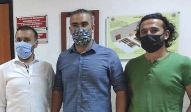 Ο Ερντογάν έβαλε φυλακή ακόμα πέντε (5) δημοσιογράφους με κατηγορίες για τρομοκρατία