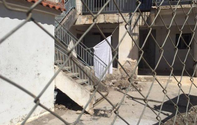 Παραδόθηκε ο Ρουμάνος σύντροφος της 42χρονης που την έθαψε σε τσιμέντο στην Κυπαρισσία