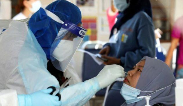 Μαλαισία: 278 νέοι θάνατοι και 13.104 νέα κρούσματα – Σύνολο: 25.437 νεκροί