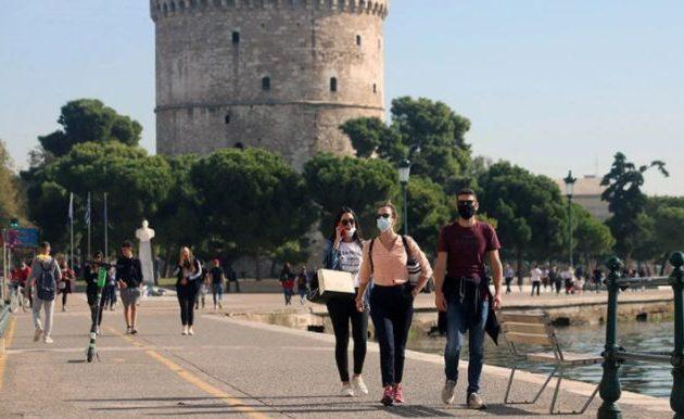 Η Θεσσαλονίκη «κορωνοβόμβα»: 80% η πληρότητα στις ΜΕΘ-Covid