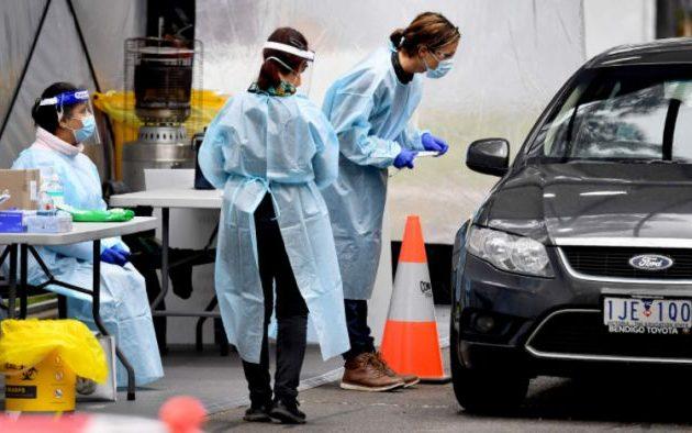 Η Μελβούρνη θα παραμείνει αποκλεισμένη έως ότου εμβολιαστεί το 70% του πληθυσμού