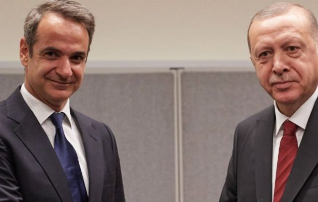 Kυβερνητικές πηγές: Δεν υπάρχει κλεισμένη συνάντηση Μητσοτάκη-Ερντογάν στη Νέα Υόρκη
