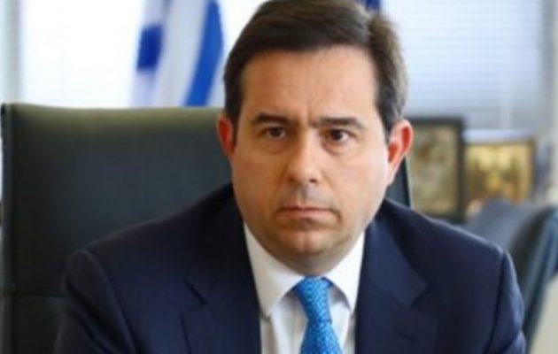 Μηταράκης: «Κανείς μετανάστης δεν θα μείνει στην ακριτική Ελλάδα»