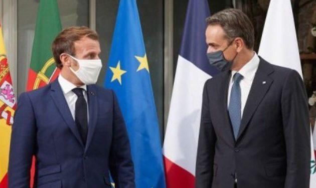 Στο Παρίσι τη Δευτέρα ο Μητσοτάκης – Σοβαρή συνάντηση με Μακρόν