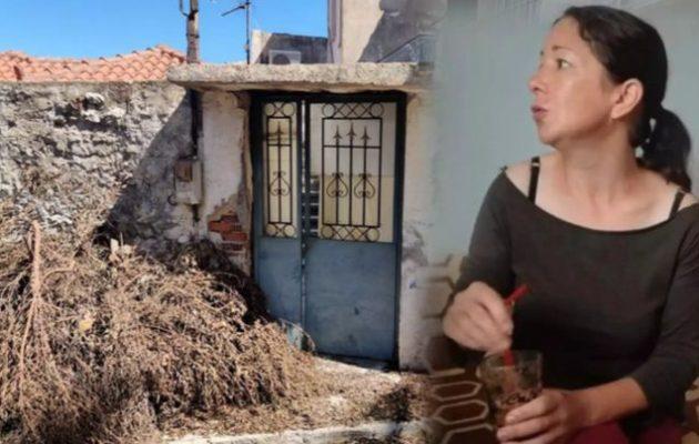 Θρίλερ! Εντοπίστηκε τσιμεντωμένη γυναίκα στην Κυπαρισσία