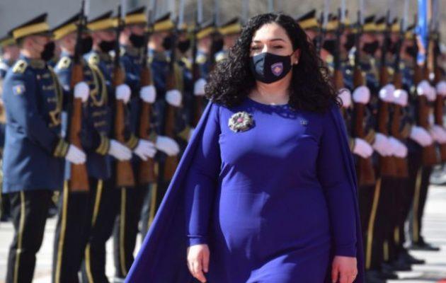 Κόσοβο: Βιόσα Οσμάνι, η νεότερη αρχηγός κράτους στην Ευρώπη