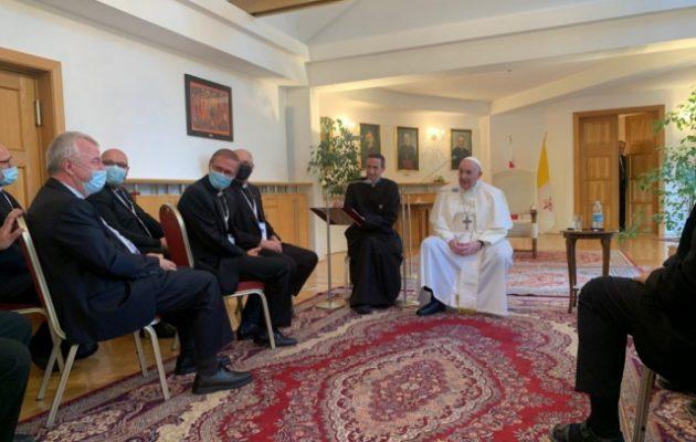 Πάπας Φραγκίσκος: Κάποιοι με ήθελαν νεκρό – Ετοίμαζαν το επόμενο κονκλάβιο