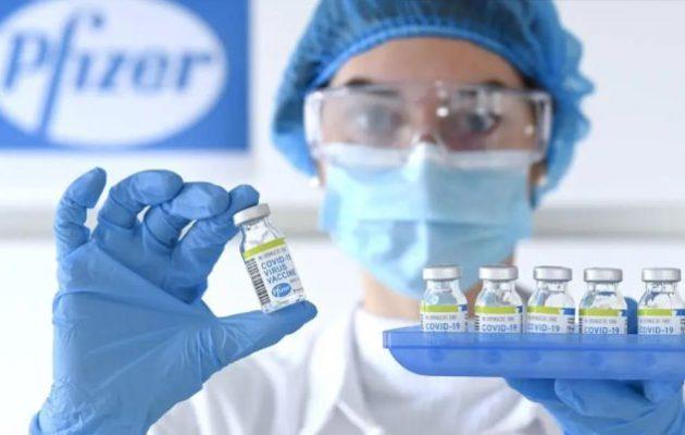 Οι ΗΠΑ θα δωρίσουν σε όλη την οικουμένη εκατοντάδες εκατομμύρια δόσεις εμβολίου Pfizer/BioNTech