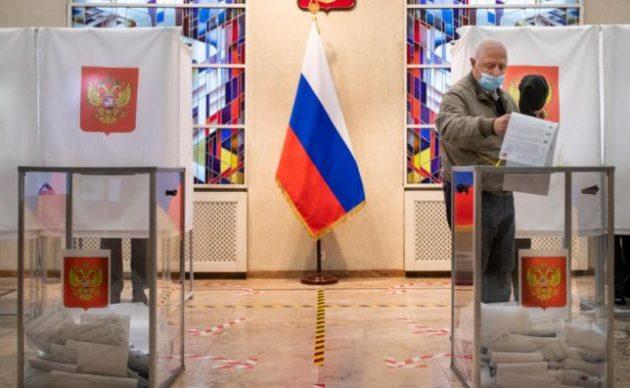 Εκλογές Ρωσία: Νίκησε το κόμμα του Πούτιν με 49,82% – Δεύτερο κόμμα οι κομμουνιστές