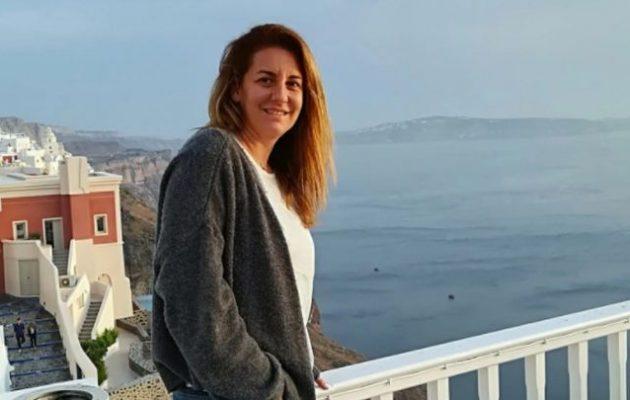 Πέθανε η Κατερίνα Σαραντοπούλου σε ηλικία μόλις 47 ετών