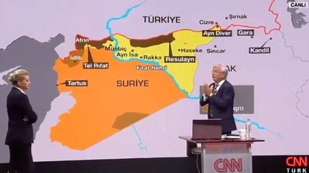 Προέβλεψε πόλεμο ΗΠΑ-Τουρκίας ο Μεσούτ Χακί Τζασίν -σύμβουλος του Ερντογάν