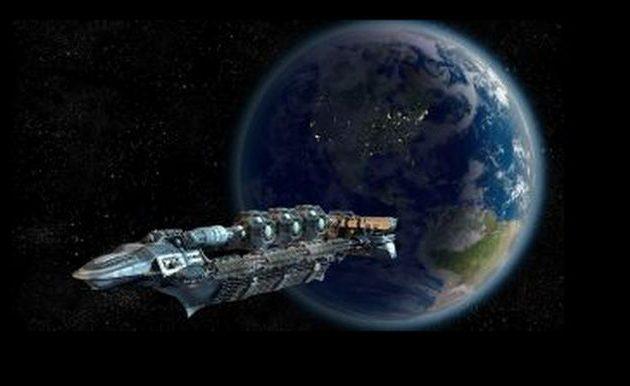 Η Κίνα θέλει να κατασκευάσει ένα τεράστιο διαστημόπλοιο μήκους ενός χιλιομέτρου