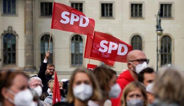 «Μια νέα αρχή»: Νίκησαν οι Σοσιαλιστές στη Γερμανία – Πάτωσε «H Αριστερά»