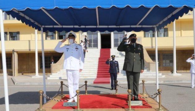 Στρατηγός Φλώρος: Πιο συχνή από ποτέ η παρουσία των Ενόπλων Δυνάμεων στη Σούδα