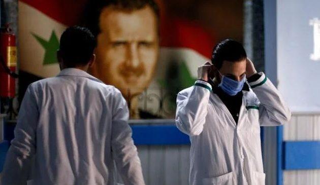 Έξαρση της πανδημίας στην εμπόλεμη Συρία – Εκατοντάδες νέα κρούσματα καθημερινά