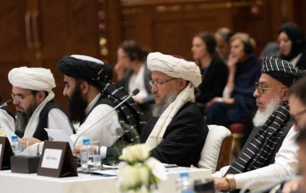 Κυβέρνηση μουλάδων και τρομοκρατών ανακοίνωσαν οι Ταλιμπάν