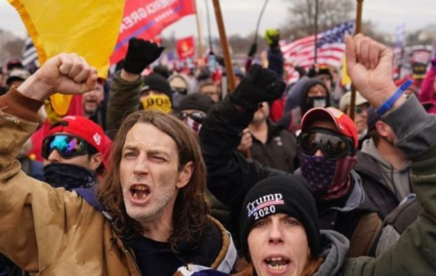 Διαδήλωση τραμπικών το Σάββατο στην Ουάσιγκτον – Ανησυχία για επεισόδια